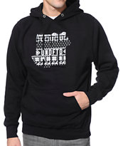 Undefeated Ascender 5 Strike Black Pullover Hoodie