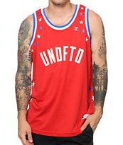Undefeated Global Mesh Tank Top