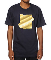 Undefeated Gold Strike T-Shirt