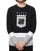 Undefeated Inter League Long Sleeve Jersey T-Shirt