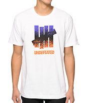 Undefeated Splatter 5 Strike T-Shirt