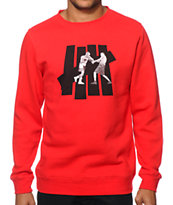 Undefeated TKO Crew Neck Sweatshirt