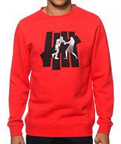 Undefeated TKO Crew Neck Sweatshirt