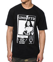 Undefeated US Tour Tee Shirt