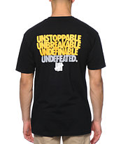 Undefeated Unstoppable Tee Shirt