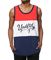 Undefeated War Paint Tank Top