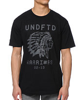 Undefeated Warriors Tee Shirt