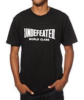 Undefeated World Class T-Shirt
