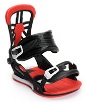 Union Contact Pro Black & Red 2014 Snowboard Bindings
