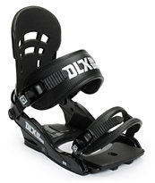 Union DLX Black 2014 Snowboard Bindings