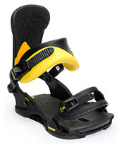 Union Factory Travis Rice Black 2014 Snowboard Bindings