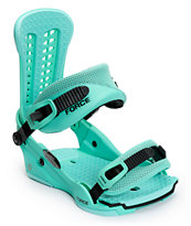 Union Force Matte Seafoam Snowboard Bindings