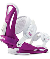 Union Rosa Women's Snowboard Bindings