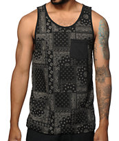 Valor Penske Bandana Pocket Tank Top
