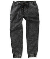 Valor Quest Acid Wash Jogger Pants