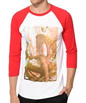 Vandal Babe Baseball T-Shirt