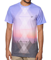 Vandal Collective Lost Pyramid Tee Shirt