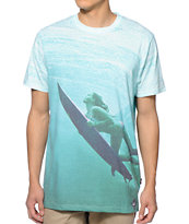 Vandal Collective Surf Babe Tee Shirt