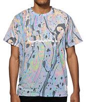 Vandal Oil Swirl 2.0 Tie Dye T-Shirt