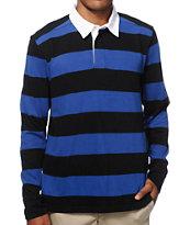 Vans AV78 Rugby Long Sleeve T-Shirt