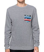 Vans Authentic Pocket Crew Neck Sweatshirt