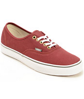 Vans Authentic Rivet Skate Shoes