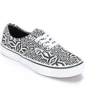 Vans Authentic Slim Geo Realm Shoes
