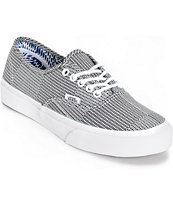 Vans Authentic Slim Mixed Geo Print Shoes