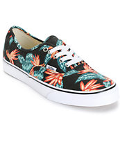 Vans Authentic Vintage Aloha Skate Shoes