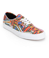 Vans Authentic Zio Ziegler Shoes