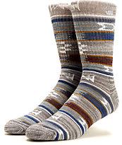 Vans Baja Stripe Crew Socks