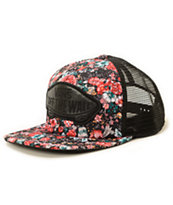 Vans Beach Girl Floral Trucker Hat