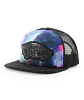 Vans Beach Girl Galaxy Trucker Hat