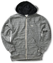 Vans Boys Core Basics Zip Up Hoodie