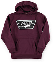 Vans Boys Full Patch IV Hoodie
