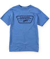 Vans Boys Paint Patch T-Shirt