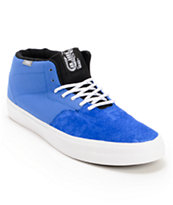 Vans Cab Lite Royal Blue Skate Shoe