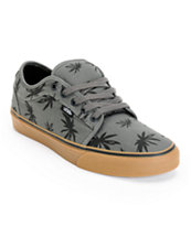 Vans Chukka Low Palms Charcoal & Gum Skate Shoe