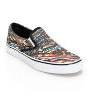 Vans Classic City Slip-On Shoes