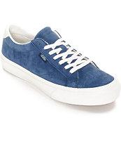 Vans Court DX Obsidian & White Womens Shoes