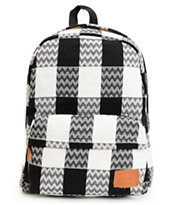 Vans Deana Creme & Black Backpack
