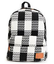 Vans Deana Creme & Black Backpack