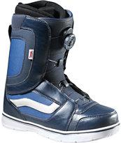 Vans Encore Blue & Navy Snowboard Boots