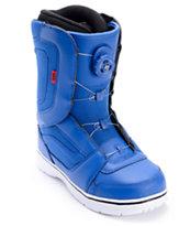 Vans Encore Blue Snowboard Boots