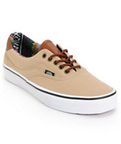Vans Era 59 Khaki & Guate Canvas Shoe