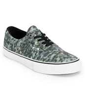 Vans Era Pro Static Black Skate Shoe
