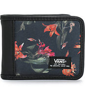 Vans Exter Death Bloom Bifold Wallet