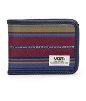 Vans Exter Dobby Stripe Bifold Wallet