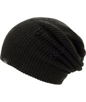 Vans Girls Black Beanie