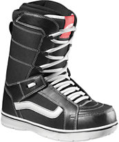 Vans Hi-Standard Black & White Snowboard Boot